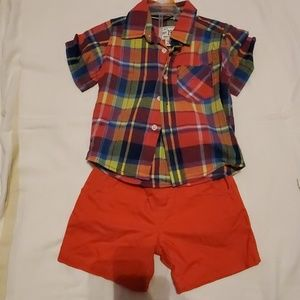 Children's Place Biys Toddler Outfit